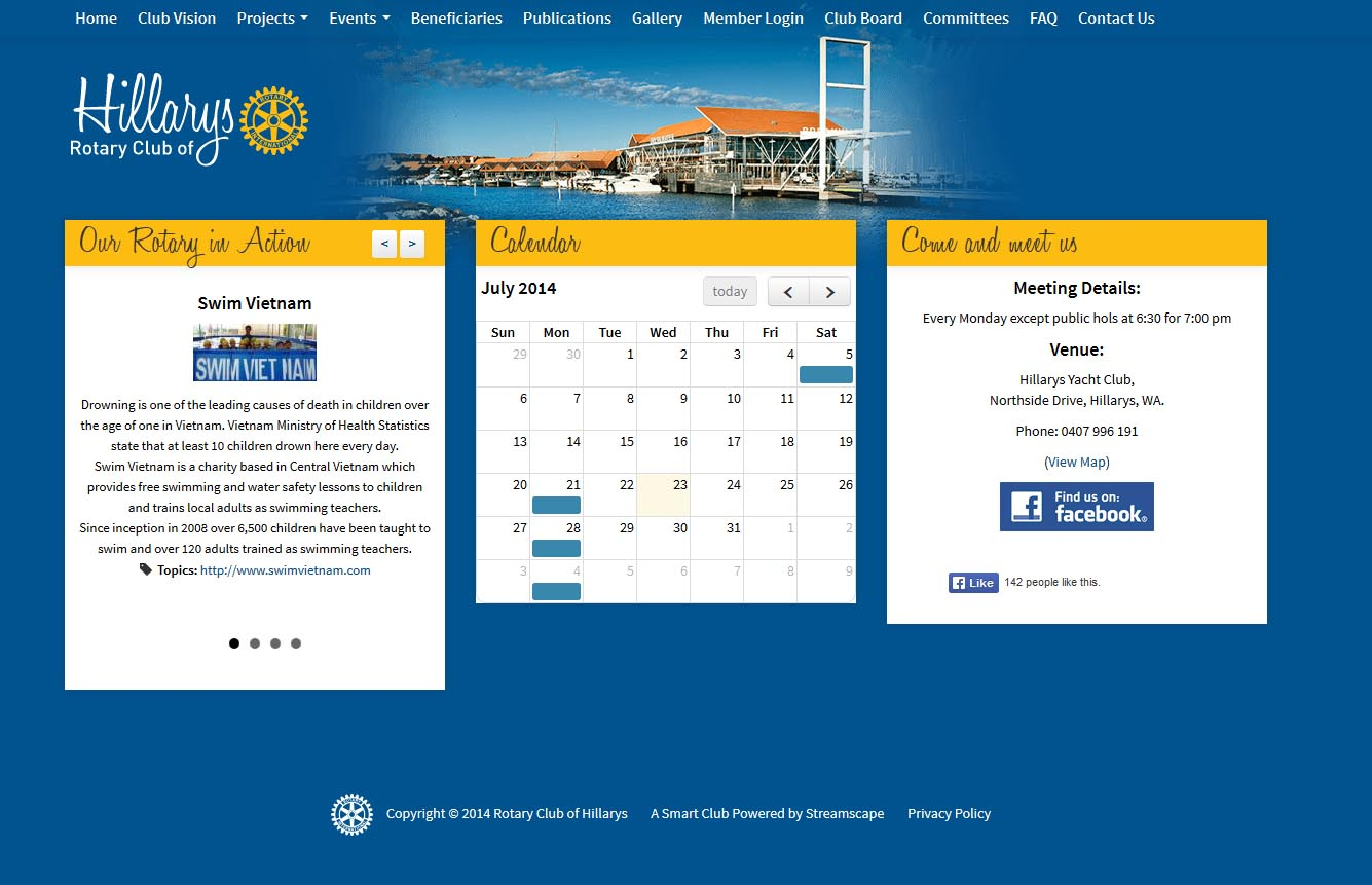 Rotary Club of Hillarys