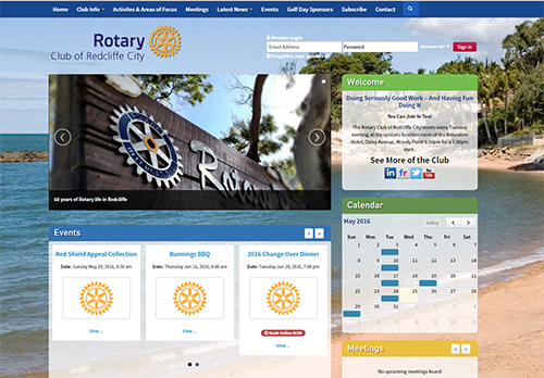 Rotary Club of Redcliffe City