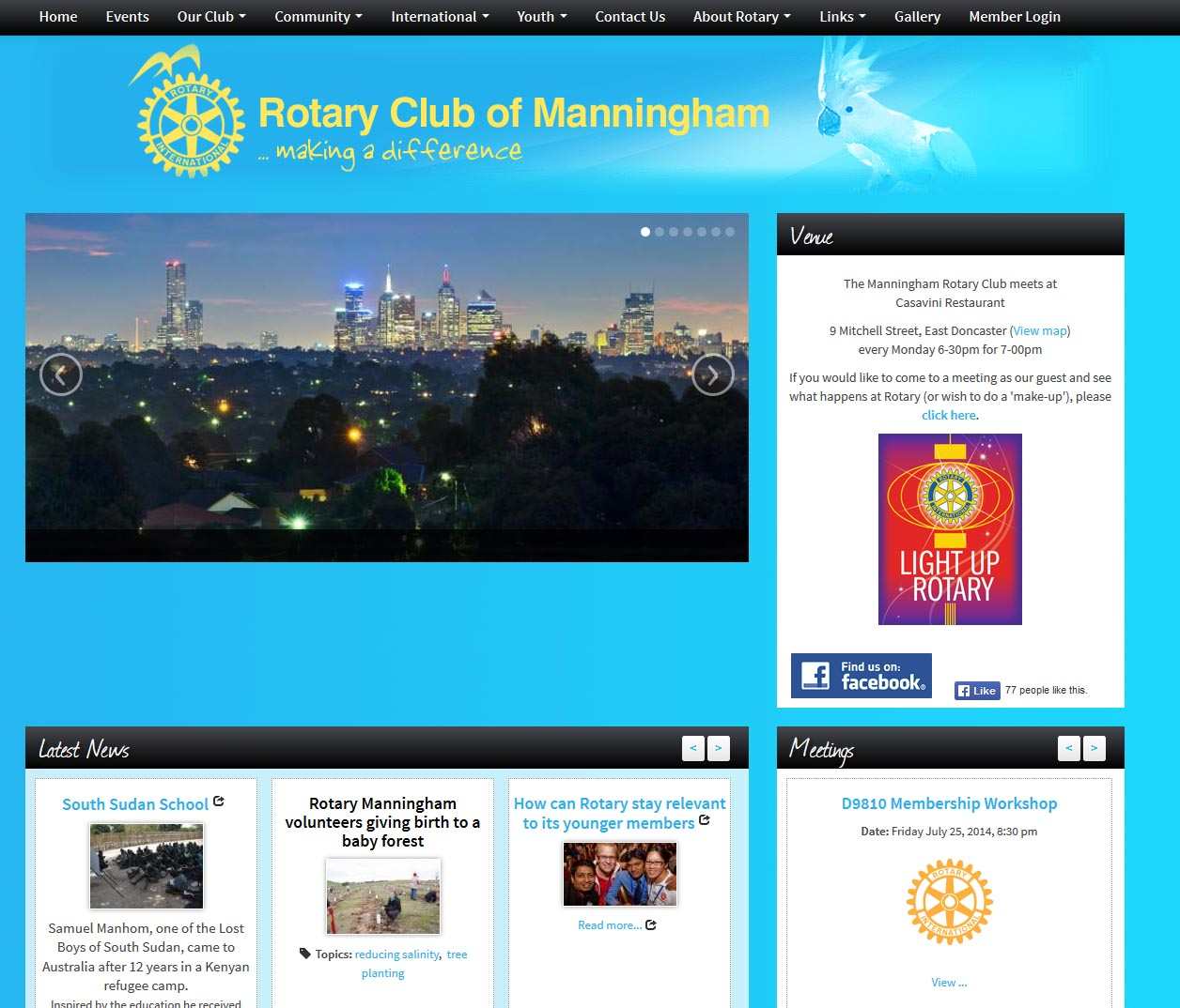 Rotary Club of Manningham