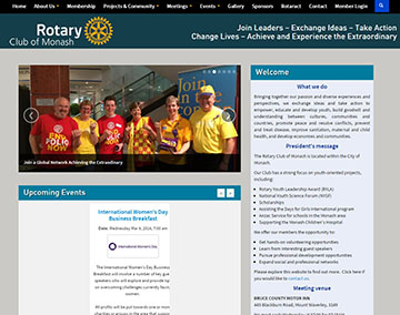 Rotary Club of Monash